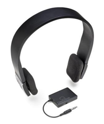 clearsounds csir2012 wireless infrared home audio headset. Black Bedroom Furniture Sets. Home Design Ideas